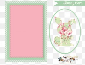 Dimensional Puzzle - Easter Basket Easter Bunny YouTube Thank You For Coming To My World PNG