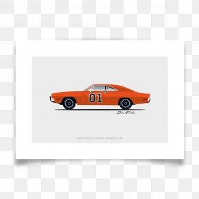 Car - Car General Lee Automotive Design Motor Vehicle Product Design PNG