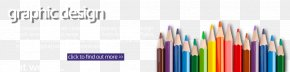 Creative Graphic Design - Graphic Design Pencil Product Design Writing Implement PNG
