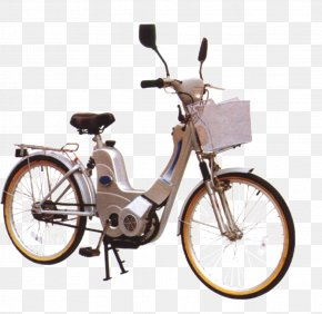 Electric Bicycle - Bicycle Wheel Electric Bicycle Motorcycle Mountain Bike PNG