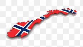 Map Of Finland - Flag Of Norway Electric Vehicle Map PNG
