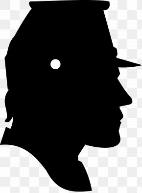 Soldiers - American Civil War United States Soldier Silhouette PNG