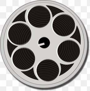 Reel - Film Reel Cinema Clip Art PNG