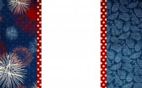 4th Of July Borders - Halloween Independence Day Bunting Clip Art PNG