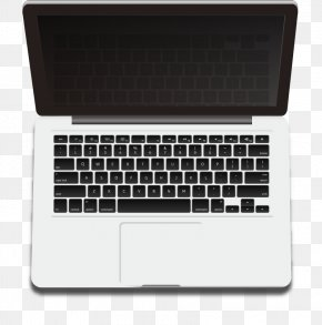 Apple Notebook Vector Elements - MacBook Pro 15.4 Inch MacBook Air Laptop PNG