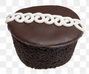 Cupcake - Cupcake Muffin Ganache Chocolate Cake Chocolate Brownie PNG