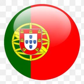 Flag - Flag Of Portugal National Flag Flag Of Spain PNG