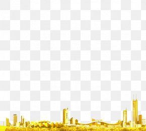 Golden City - Gratis Download Computer File PNG