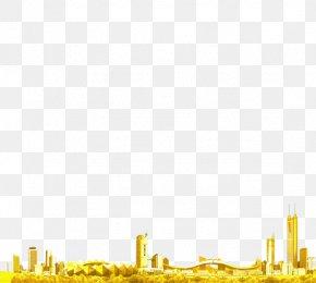 Golden City - Gratis Download Computer File PNG