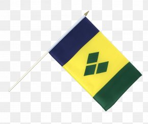 Bunting Flags - Saint Vincent And The Grenadines Flag PNG