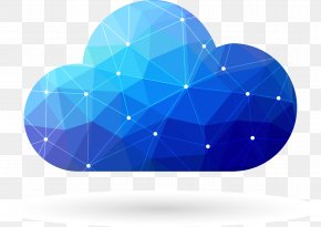 Vector Polygons Cloud Computing - Cloud Computing Enterprise Resource Planning Infor Industry Scalability PNG