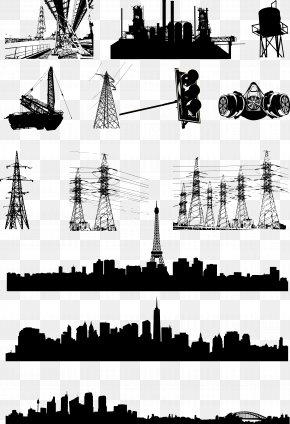 Construction Atlas - Industry Logo Clip Art PNG