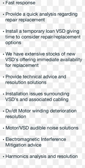 Variable Speed Drive - Adjustable-speed Drive Variable Frequency & Adjustable Speed Drives Transmission Service Document PNG