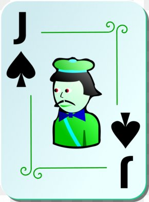 Ace Of Spades Clipart - Blackjack Playing Card Suit Clip Art PNG
