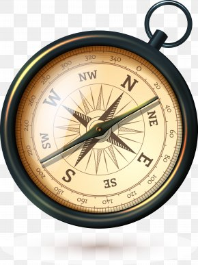 Compass - Compass Stock Photography Antique Illustration PNG