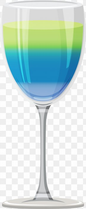 Glass Image - Champagne Cocktail Wine Glass Cup PNG