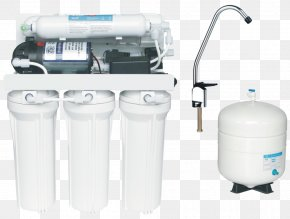 Water Purifier - Water Filter Reverse Osmosis Water Purification Water Treatment PNG