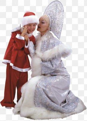 Santa Claus - Santa Claus Snegurochka Ded Moroz Grandfather Clip Art PNG