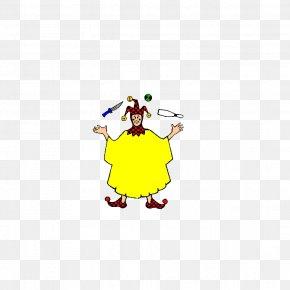 Clown - Jester Clip Art PNG