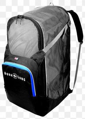 Backpack - AQUA Lung Explorer Back Pack BAG By AQUA Lung Backpack Aqua Lung/La Spirotechnique Underwater Diving Scuba Set PNG