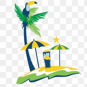 Beach Seaside Material - Rio De Janeiro 2016 Summer Olympics Poster PNG