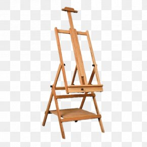 Painting - Easel Art Painting Image Pastel PNG