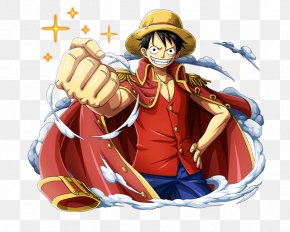 One Piece - Monkey D. Luffy One Piece Treasure Cruise One Piece: Unlimited World Red Piracy PNG