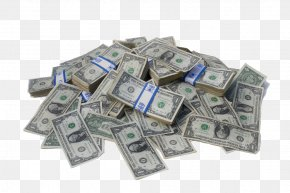 Banknotes - Cash United States Dollar Banknote United States One-dollar Bill Money PNG