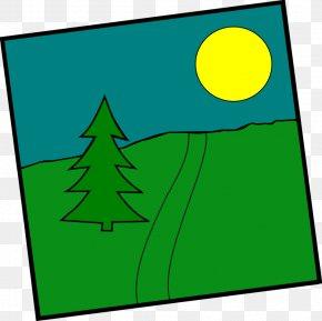 Landscape Clipart - Landscape Clip Art For Summer Clip Art PNG