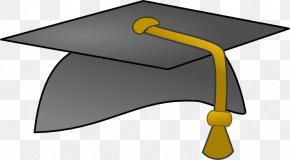 Education Cap - Square Academic Cap Graduation Ceremony Student Clip Art PNG