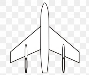 Airplane - Airplane Aircraft Empennage Wing Flight PNG