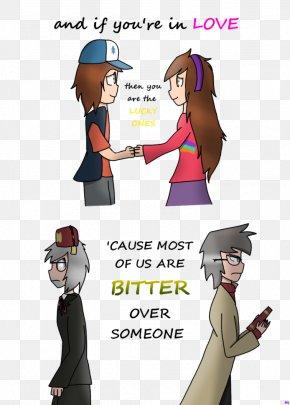 Computer - Comics Cartoon Human Behavior Homo Sapiens PNG