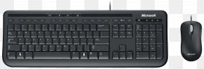 Computer Mouse - Computer Keyboard Computer Mouse Microsoft Desktop Computers Personal Computer PNG
