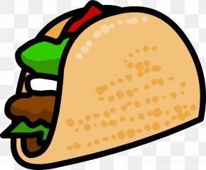 Taco Cliparts - Taco Mexican Cuisine Fish Clip Art PNG