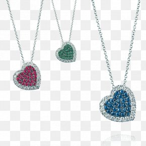 Necklace - Locket Earring Necklace Jewellery Ruby PNG