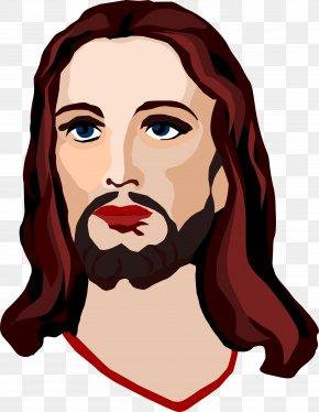 Jesus Christ - Depiction Of Jesus Christianity Clip Art PNG