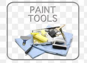 Paint - House Painter And Decorator Interior Design Services Material Brush PNG
