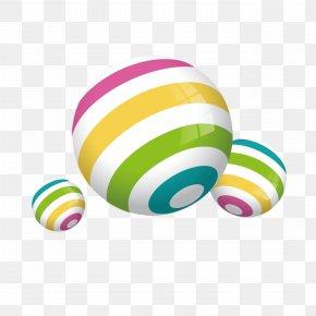 Color Ball - Ball Circle Clip Art PNG