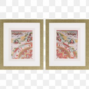 Antiquity Border - Paper Westwing Picture Frames Work Of Art PNG