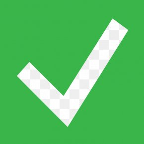 Green Tick Mark - Check Mark Checkbox Clip Art PNG