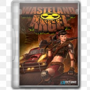 Wasteland Angel - Action Figure Pc Game PNG