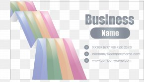 Creative Business Card Template - Business Card Visiting Card Computer File PNG