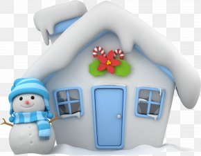 Igloo Pattern - Igloo Snowman House Euclidean Vector PNG