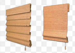 Bamboo Curtains - Window Blind Curtain PNG