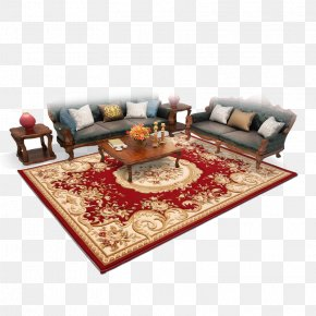 Living Room Carpet Sofa - Carpet Living Room Bedroom Couch PNG