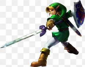 Zelda Link Transparent Background - Soulcalibur II Zelda II: The Adventure Of Link Tekken Tag Tournament 2 Tekken 3 Super Smash Bros. For Nintendo 3DS And Wii U PNG