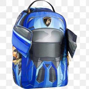 Lebron Backpack - Lamborghini Car Backpack Clothing Accessories PNG