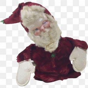 Santa Claus - Santa Claus Mask Hand Puppet Costume PNG