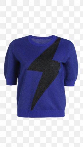 Sleeve T-shirt - T-shirt Shoulder Sweater Sleeve Outerwear PNG