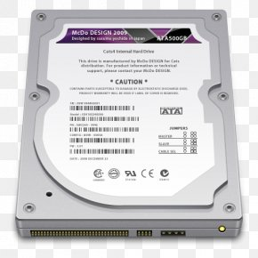 Internal Drive 640GB - Data Storage Device Electronic Device Hard Disk Drive Computer Component PNG